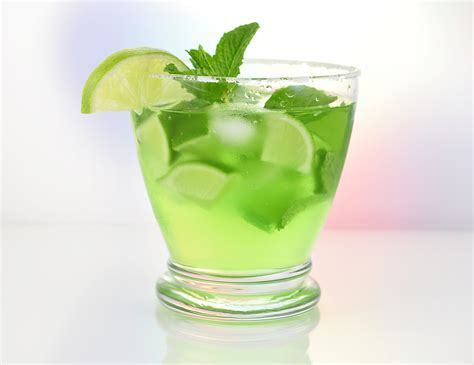 green cocktail beyond the green cocktail recipes for st s day