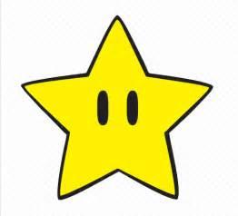 Super Mario Wall Stickers super star mario decal