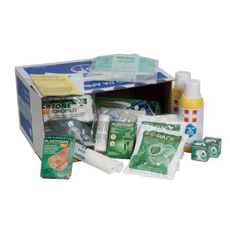 kit cassetta pronto soccorso kit reintegro cassetta pronto soccorso allegato 1