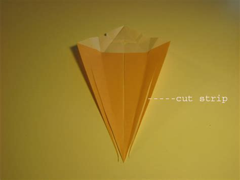Shrimp Origami - origami shrimp folding how to fold origami