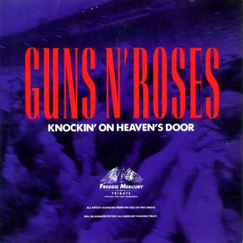 Knock Knocking On Heavens Door Lyrics by Guns N Roses Knockin On Heaven S Door Mrtehran