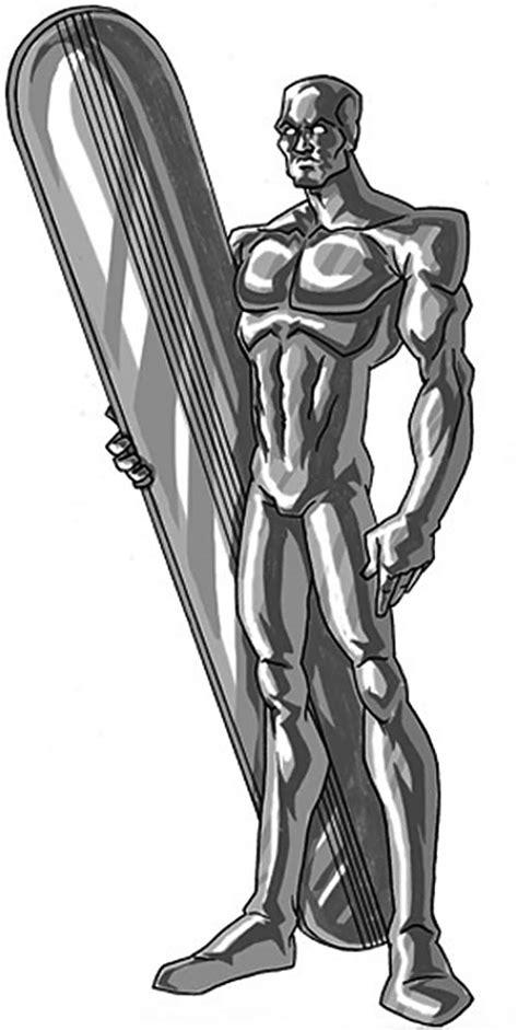 Silver Surfer - Marvel Comics - Galactus - Cosmic