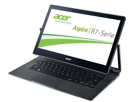 Laptop Acer Aspire R13 acer aspire r13 r7 372t convertible review notebookcheck
