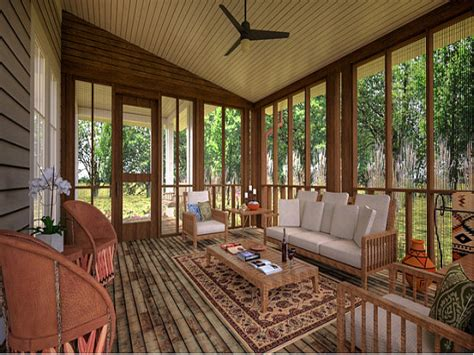screened in porch designs for houses ceiling to floor drapes screened porch ideas for houses