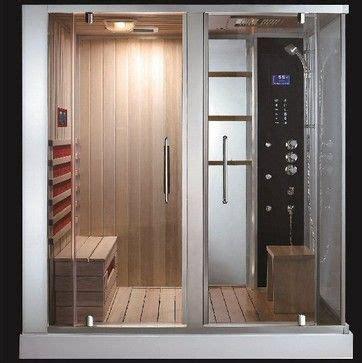 bathroom sauna showers 17 best images about sauna on technology