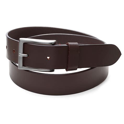 genuine leather personalized belt