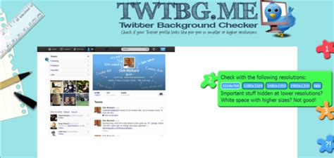 twitter layout checker 5 tricks to creating a high converting twitter background