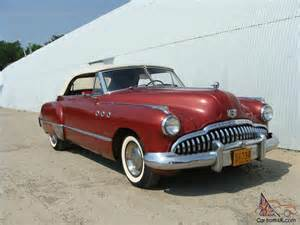 1949 Buick For Sale 1949 Buick Convertible Driver