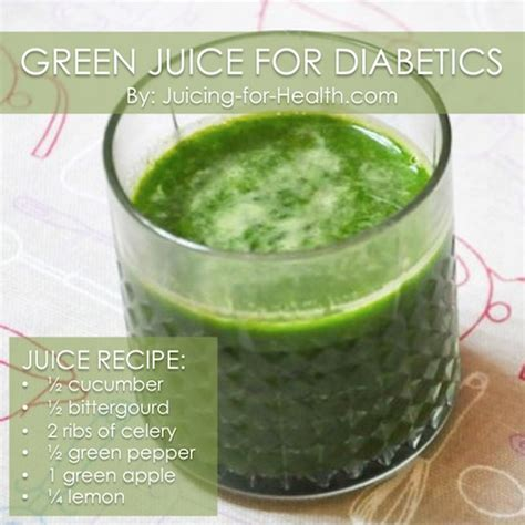 Juice Detox For Diabetics by Juice Recipe For Lowering Blood Sugar Levels And Managing