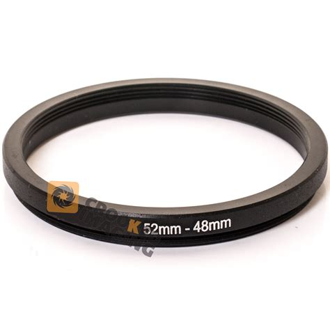 Step Up Filter Ring 405mm To 52mm Stepping 405 52 405mm 52mm kood 52mm 48mm lens stepping step filter adapter ring 52 to 48 mm ebay