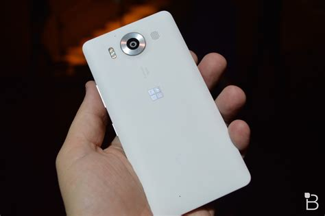Lumia 950 hands on with microsoft s new flagship phone