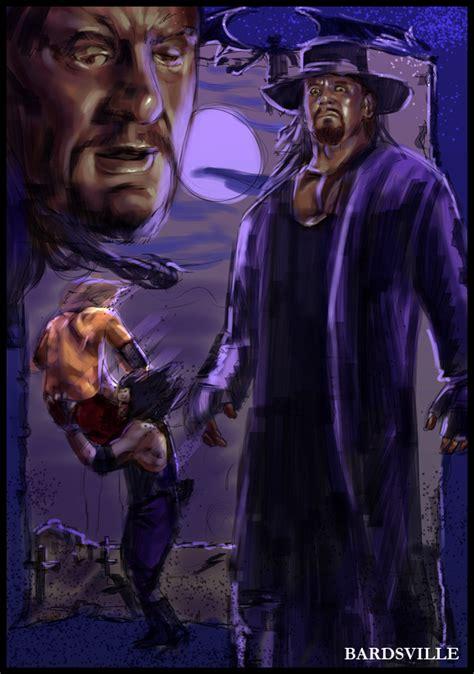 The Undertaker Speed Painting By Bardsville On Deviantart