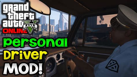 mod gta 5 download pc gta 5 pc mods personal driver mod simple passenger mod