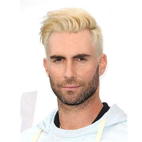ways to dye hairstyles for men with short hair how to dye your hair blonde for men the idle man