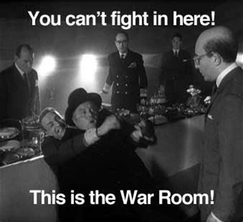 fighting in the war room s critical discourse dr strangelove an seemingly strange