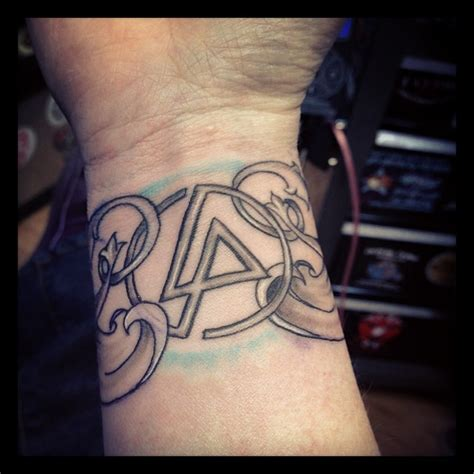 linkin park tattoo images amp designs