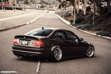 stancenation bmw the boogie monster boogie santos incredible 3 series