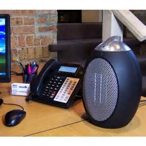 Small Portable Desk Heater Energy Efficient Eco Space Heater