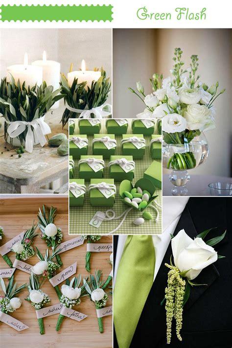 green wedding color ideas invitesweddings com