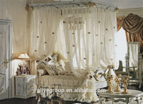 White Carved Bedroom Furniture by La21501a Luxury Carved White Wooden Beds Italian Classical