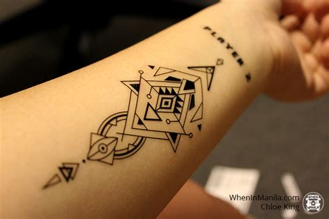 temporary tattoo manila express yourself in 4 easy steps with these temporary