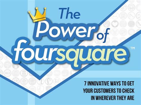 7 Ways To Get On Your In Laws Side by The Power Of Foursquare 7 Innovative Ways To Get Your