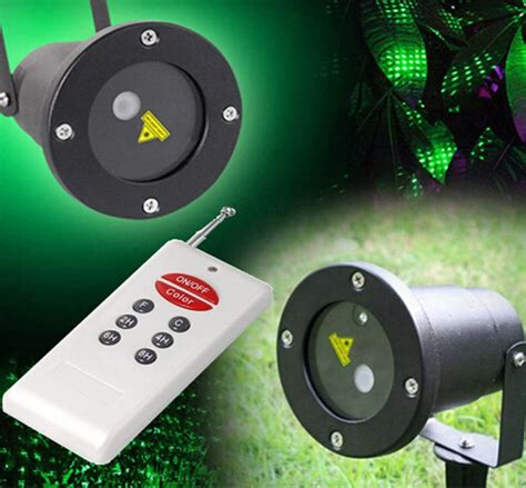 Remote Outdoor Lights 2016 Remote Rg Waterproof Laser Light Outdoor Lights Projector