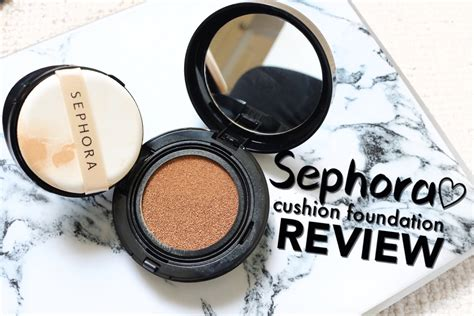 Sephora Wonderful Cushion sephora collection wonderful cushion foundation review