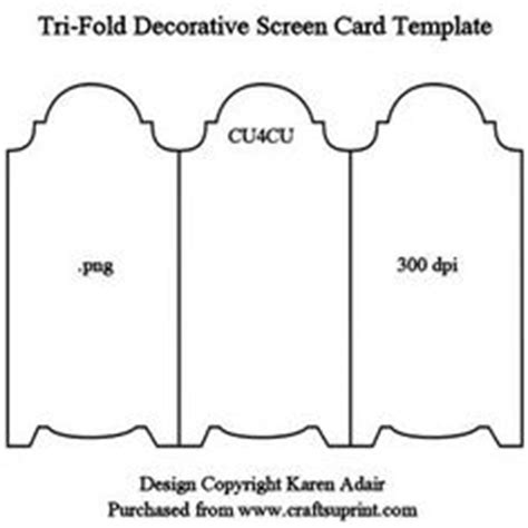 shaped cards free templates 1 of 2 pins flower card template from jeannie