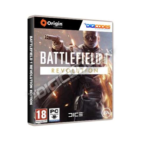 Battlefield 1 Revolution Edition Cd Key Origin jual pc ea origin battlefield 1 revolution edition pc digital serial key murah cepat