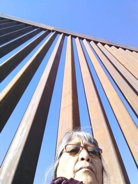 united states destroying oodham graves  arizona border wall indybay