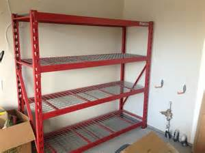 Costco Heavy Duty Shelving by Two Snap On Utility Shelves West Shore Langford Colwood