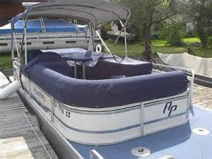 Seat Covers For Pontoon Boats Seat031 Lakeside Canvas