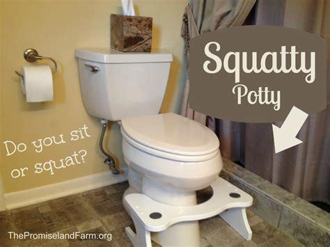 potty your do you sit or squat potty talk