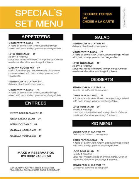 customize best easter brunch menu