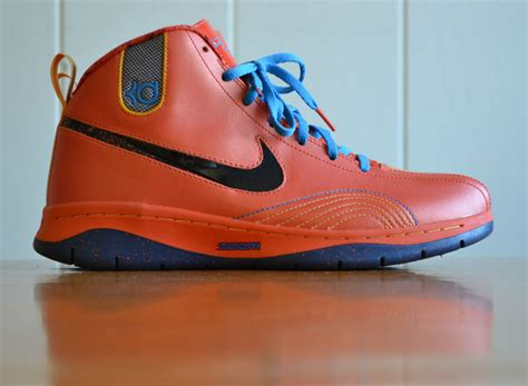 all kd shoes kevin durant s nike kd quot all quot shoe sneakernews