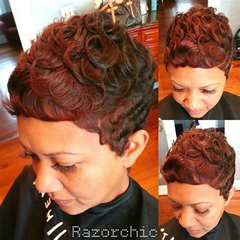hair cuts by razor chic atlanta razor chic hair of atlanta hair kiss my cut pinterest