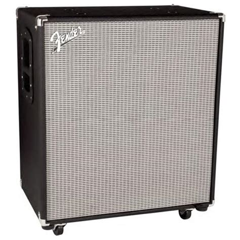 Fender Rumble 410 Cabinet by Extension Cabinet Cover Fender Rumble V3 410
