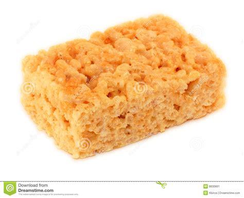 Crunchy Rice Crispy rice crispy treat stock image image 8630661