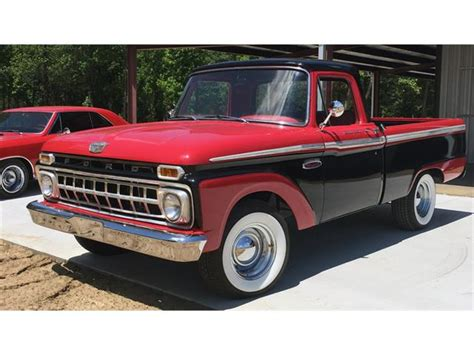1965 Ford F100 by Classifieds For 1965 Ford F100 15 Available