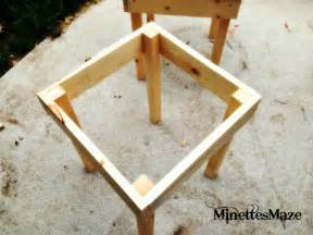 Diy Wood Patio Table Furniture Wood Patio Table 1000 Ideas About Outdoor Furniture Together With