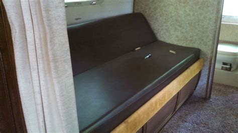 gaucho bed center double gaucho bed from 1978 argosy 24