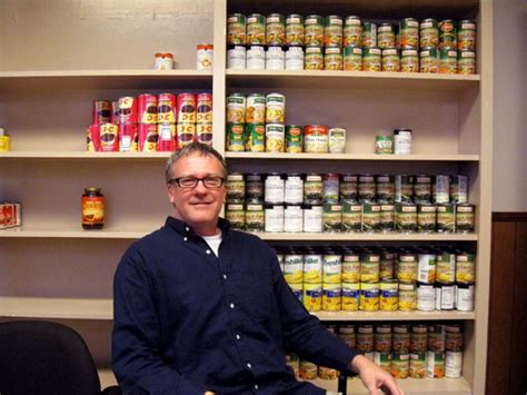 Food Pantries In Decatur Ga by Food Banks Strained With More In Need