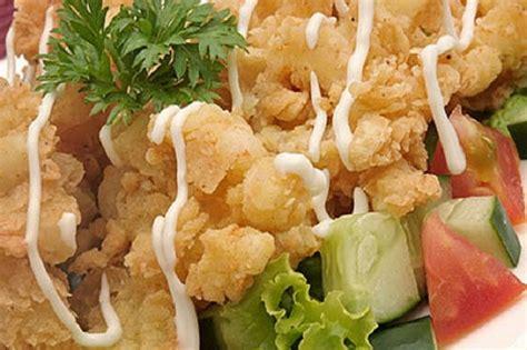 Mayumi Saus Mayo Serbaguna Sachet 100 Gr langkah mudah buat ayam goreng saus mayones