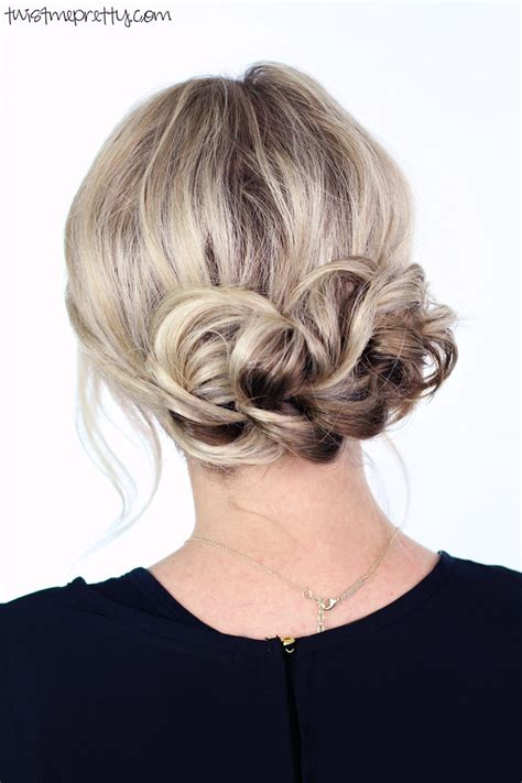 elegant hairstyles for christmas party elegant holiday updo twist me pretty