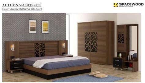 autumn  king bed  parallel lifton storage bedroom