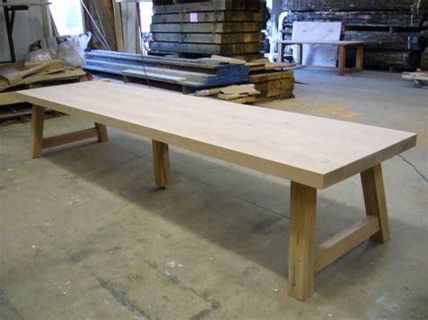 steigerhouten tafel 4 meter lange robuuste tafel met middenpoot te boveldt