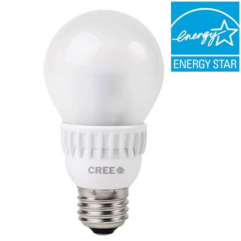 5000k led light bulbs cree 60w equivalent daylight 5000k a19 dimmable led