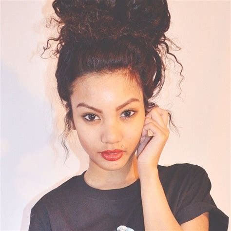 pics of black pretty big hair buns with added hair 1000 ideas about messy curly bun on pinterest curly bun