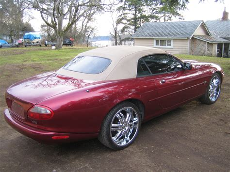 barbaric customs 1997 jaguar xk series specs photos modification info at cardomain